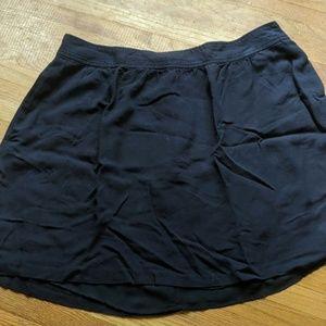 Gap navy skirt